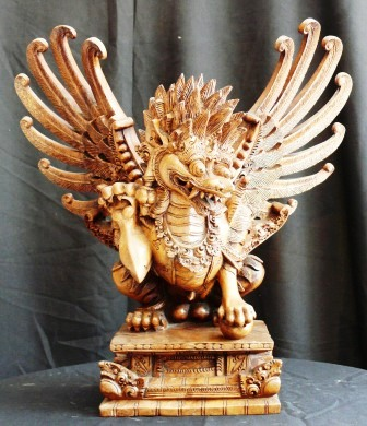 GARUDA WITH STAND