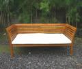 SLATTED DAYBED W/CUSHION