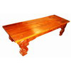 COFFEE TABLE ELEPHANT LEG (033)